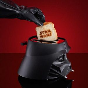"Tostadora de Star Wars ""Darth Vader"""